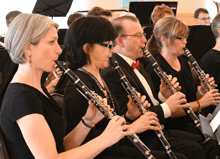 Main Street Clarinet Quartet