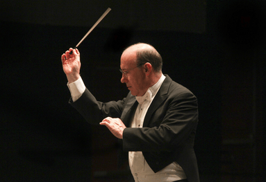 City of Fairfax Band Conductor Robert Pouliot Chosen for National Outstanding Conductor Award