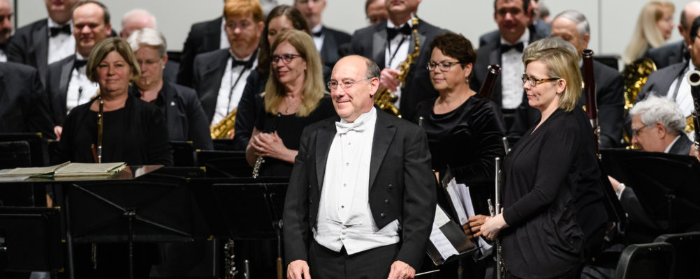 Robert Pouliot, Conductor
