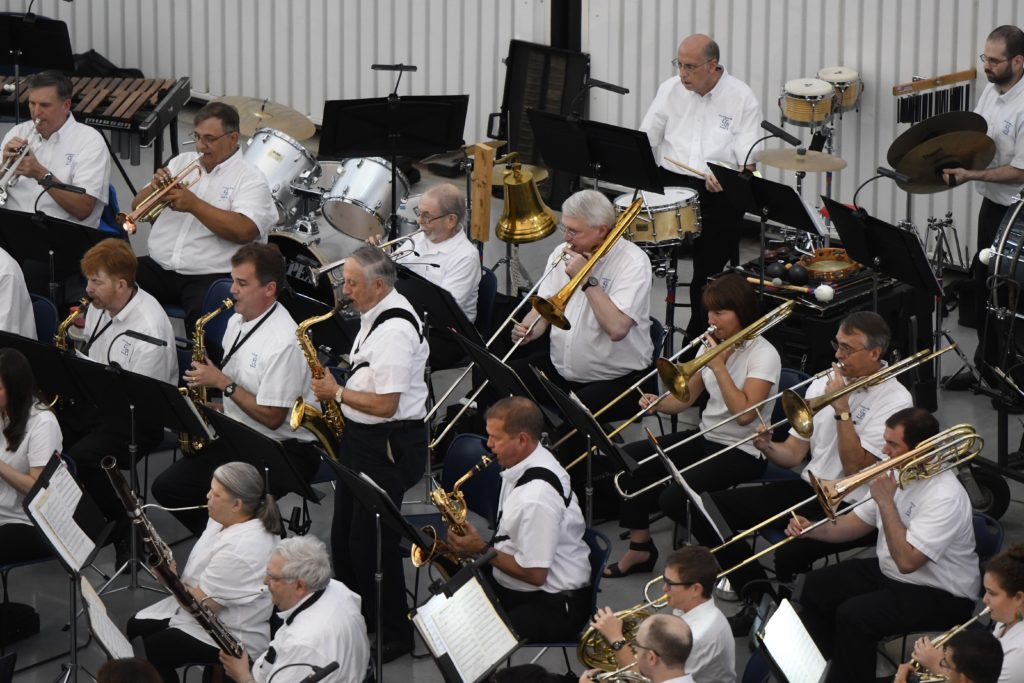 City of Fairfax Band Breaks Record for 'Music at the Museum' Attendance