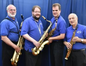 City of Faifax Saxophone Quartet