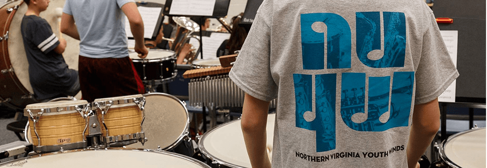 Introducing the 2019-2020 Northern Virginia Youth Winds Music Directors