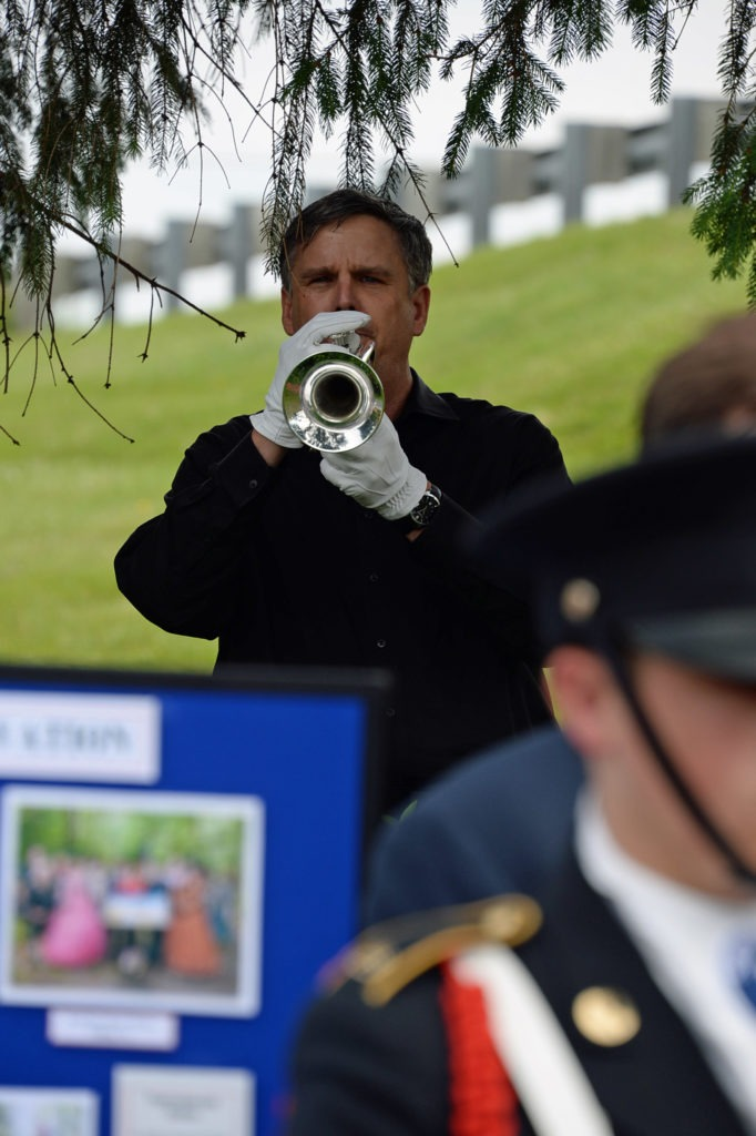 City of Fairfax Band Answers Call to Honor the Fallen