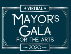 Mayor's Gala for the Arts: Press Release