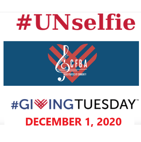Thank You for Your Support on #Giving Tuesday 2020